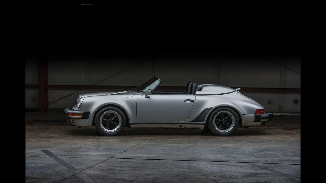 1989 Porsche 911 Speedster - Monterey - Auktion - August 2017