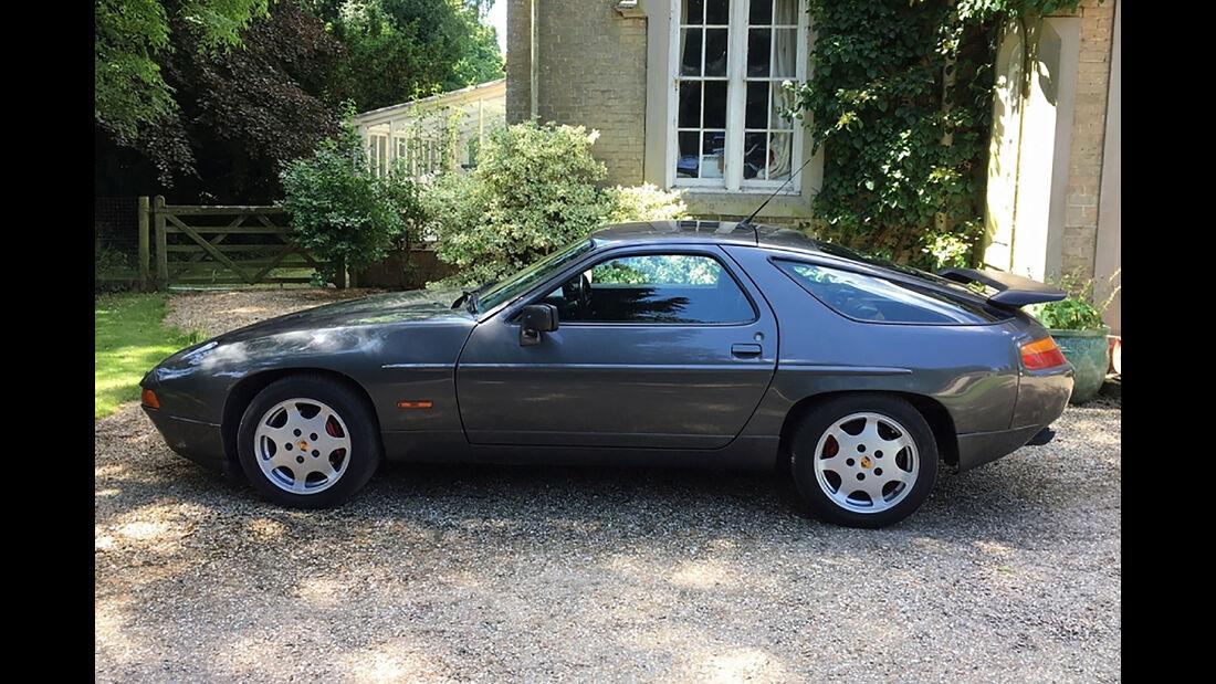 1989 Porsche 928 GT Manual