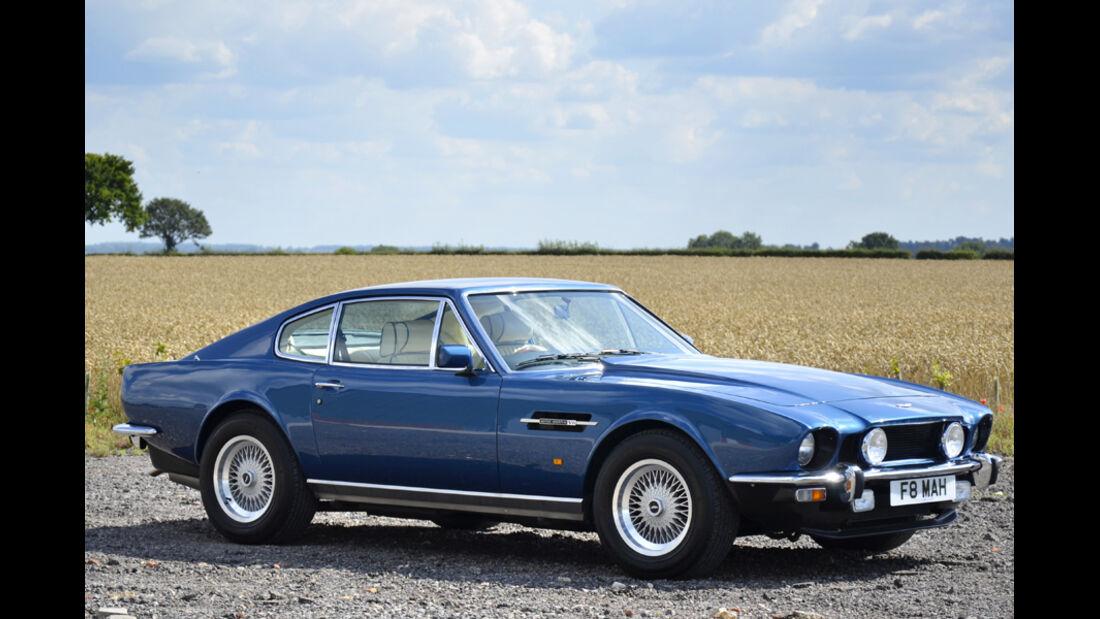1989er Aston Martin V8 7.0 Litre Coupé