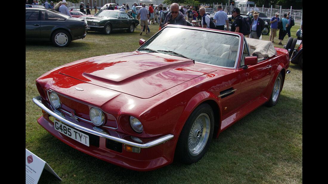 1989er Aston Martin V8 Vantage Volante