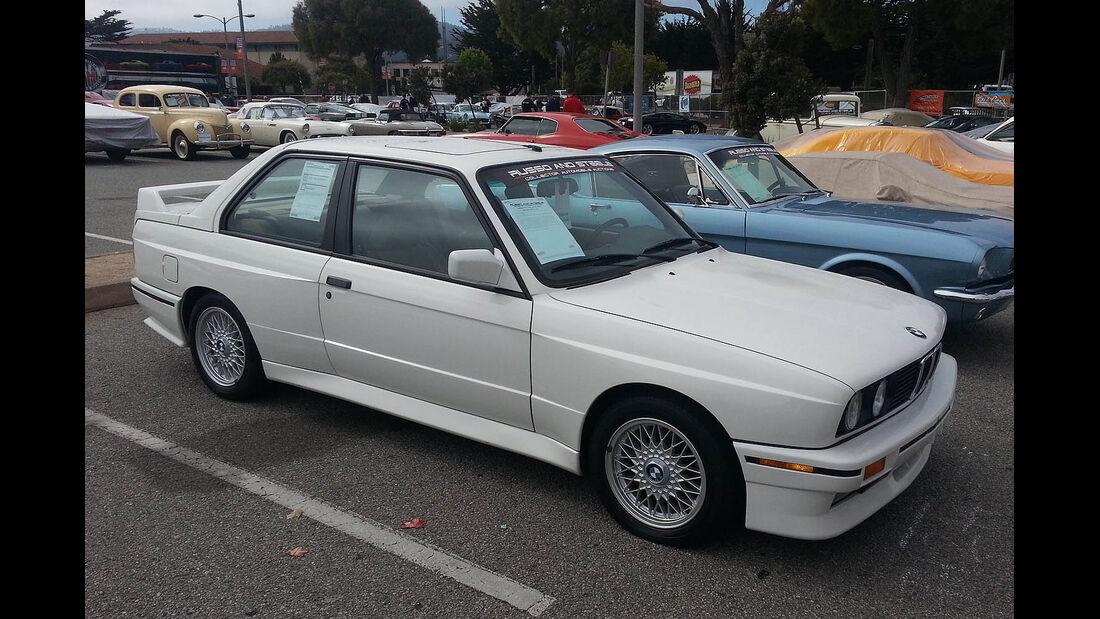 1989er BMW M3 E30 Coupé