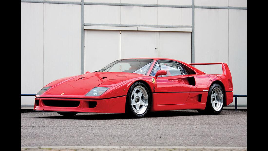 1989er Ferrari F40