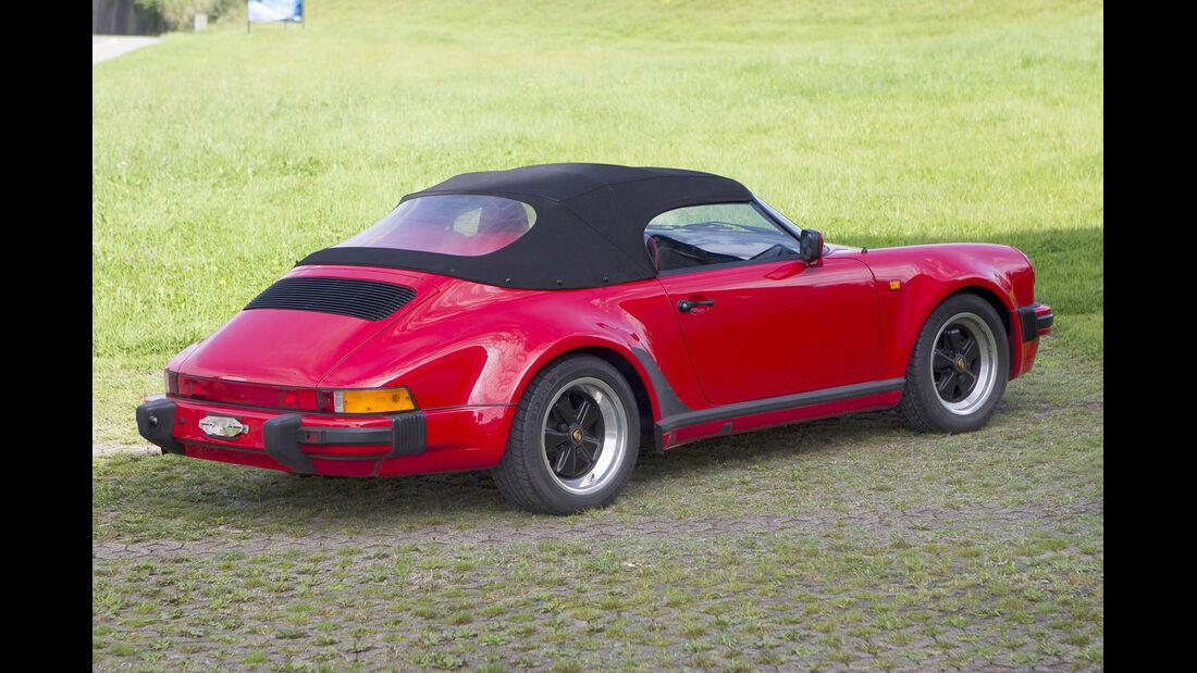 1989er Porsche 911 Speedster