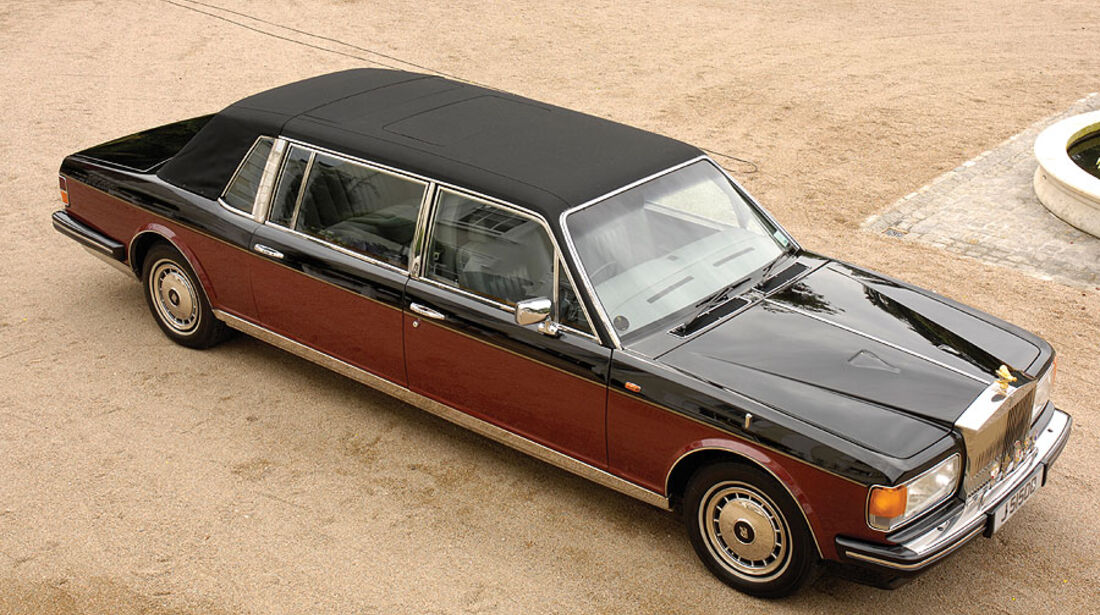 1989er Rolls-Royce Spirit Emperor State Landaulet