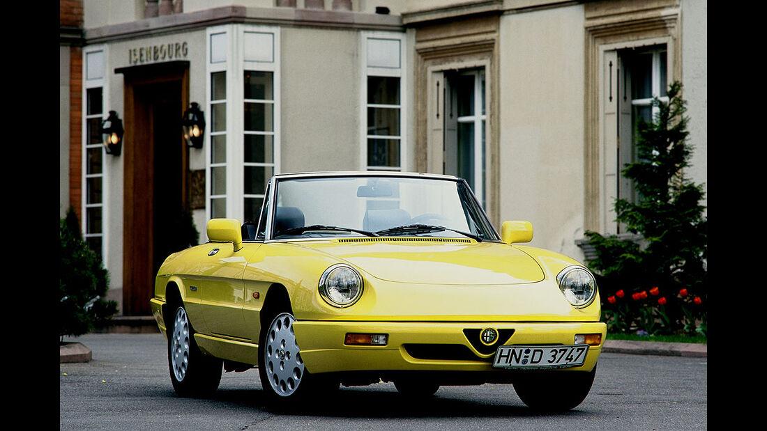 1990-1994 Alfa Romeo Spider