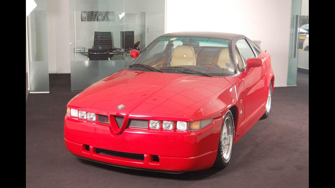 1990 Alfa Romeo SZ Coupé