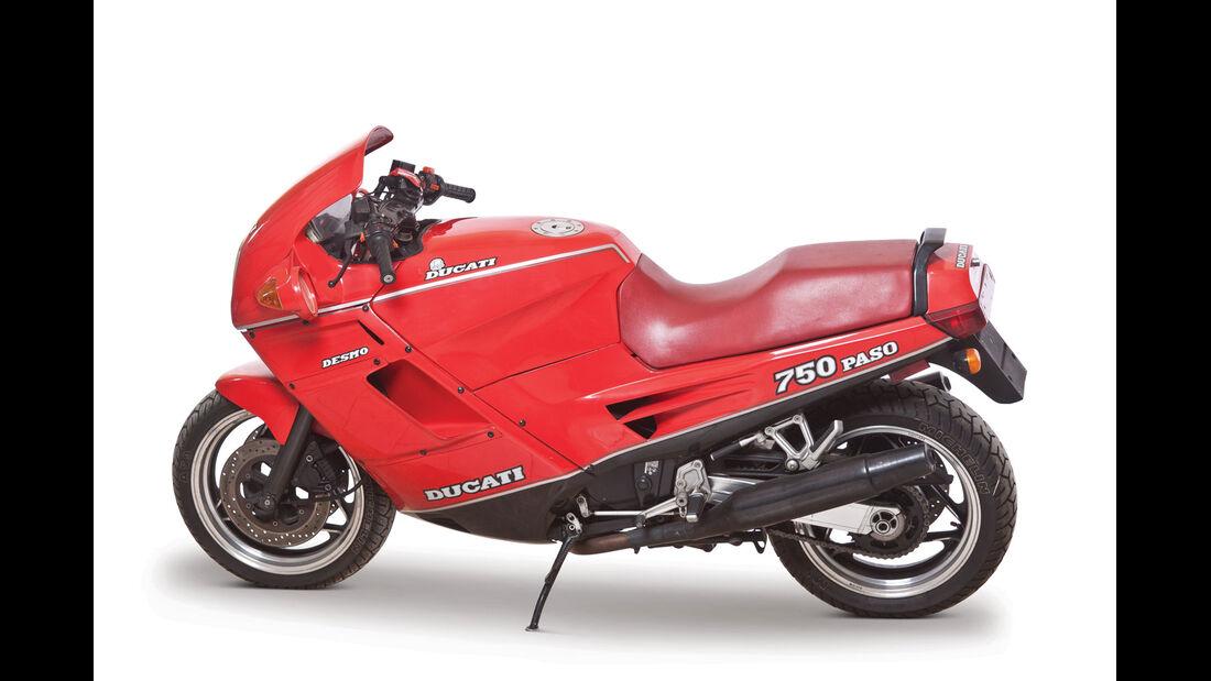 1990 Ducati 750 Paso Desmo RM Auctions Monaco 2012