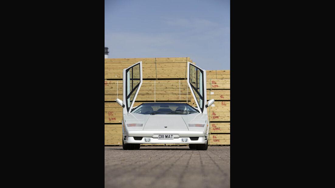 1990 Lamborghini Countach 25th Anniversary Coupé