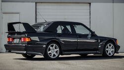 1990 Mercedes 190 E 2_5-16 Evolution II