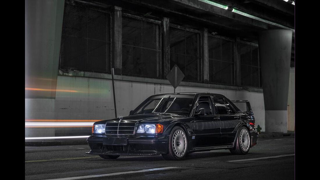 1990 Mercedes-Benz 190 E 2.5-16 Evolution II - Sportlimousine - RM Sotheby's Arizona 2017 - Auktion