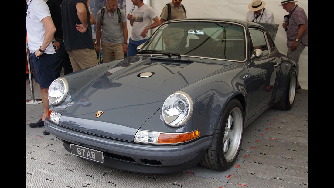 1990 Porsche 911 Reimagined by Singer