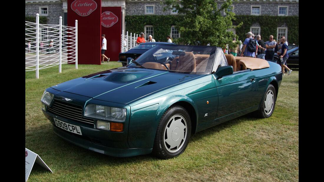 1990er Aston Martin V8 Zagato Volante