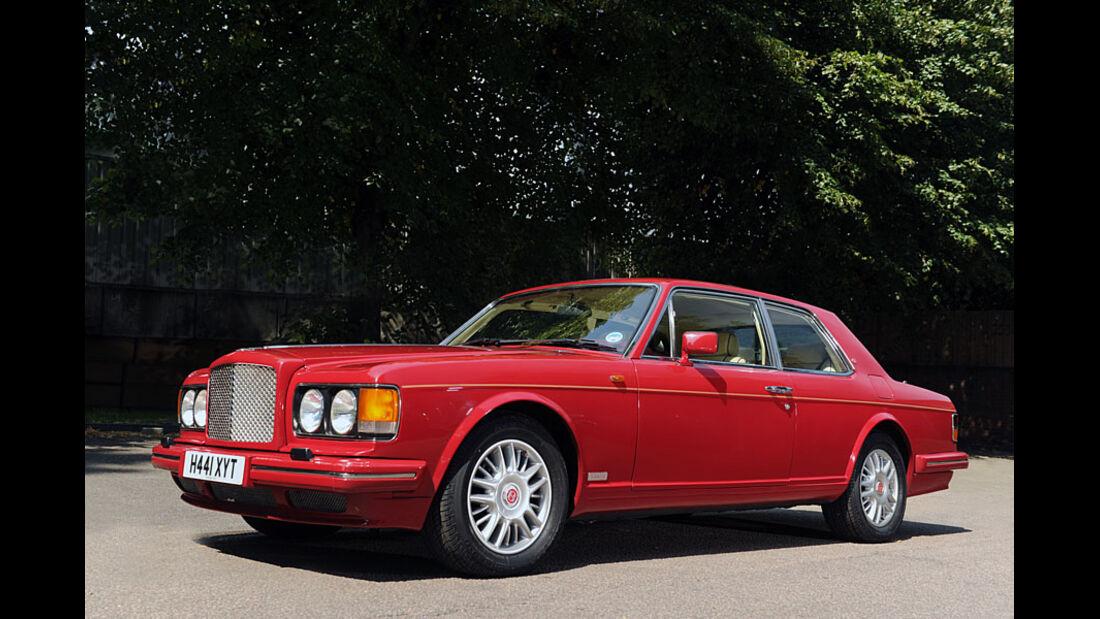 1990er Bentley Turbo R Two-Door Sports Saloon