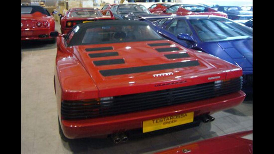 1990er Ferrari Pinnafarina Testarossa Spyder
