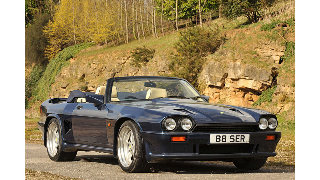 1990er Lister Jaguar 7.0-Litre MkIII Convertible