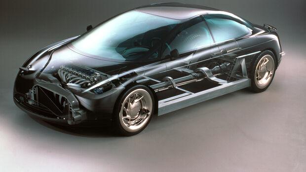 1991 Ford Contour Concept