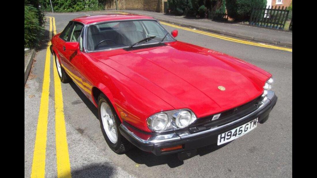 1991 Jaguar XJR-S Le Mans Coupé.