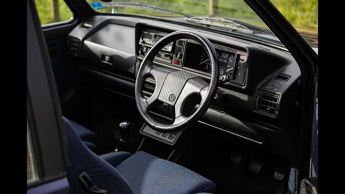 1991 VW Golf GTI Rivage Cabriolet