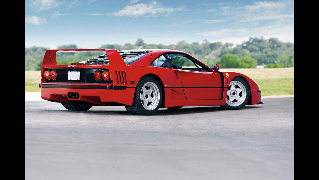 1991er Ferrari F40