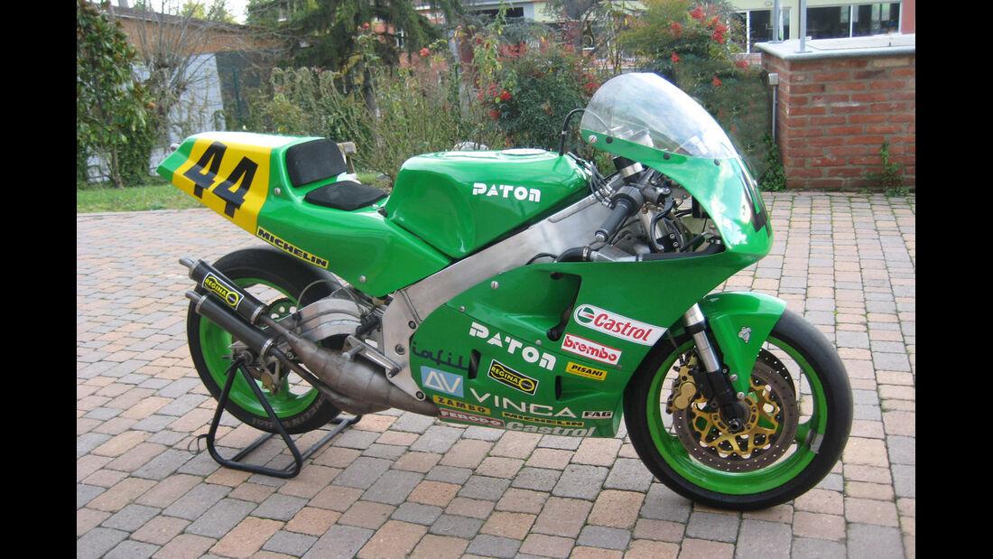1991er PATON 500cc V115 C8/2