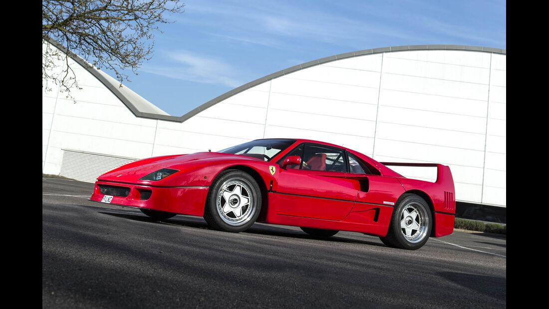 1992 Ferrari F40 Berlinetta