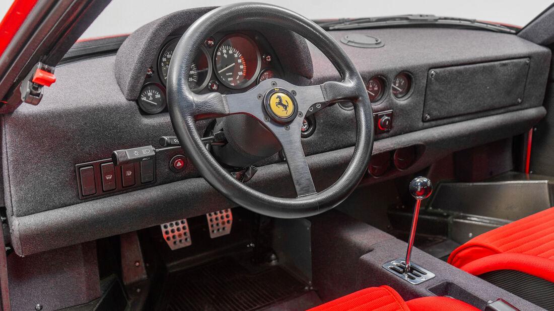 1992 Ferrari F40 US-Version