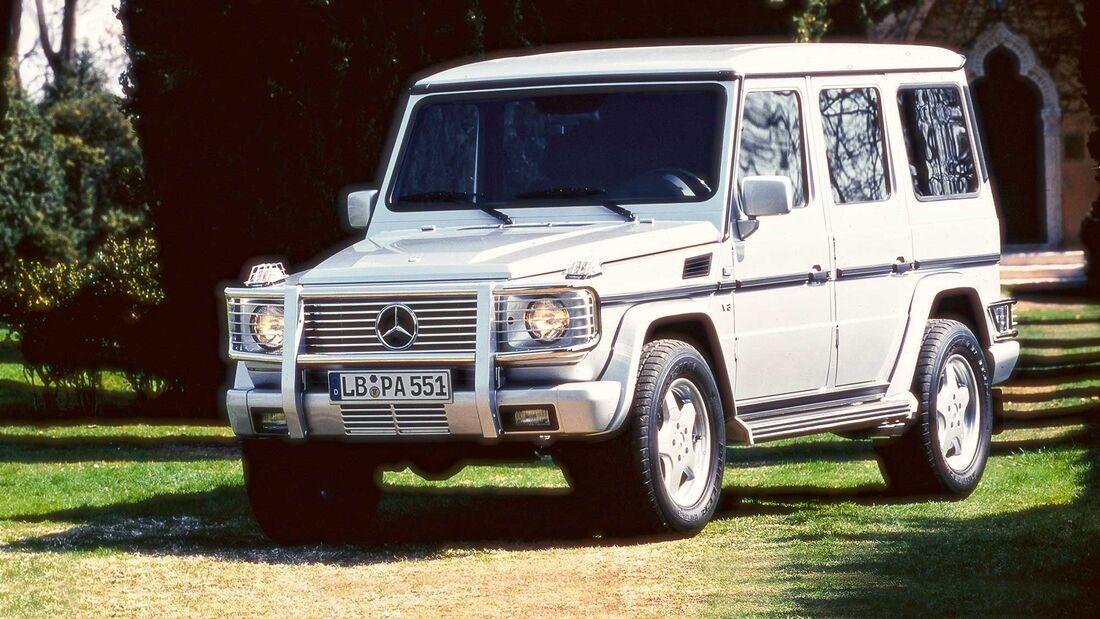 1993 AMG 500 GE 6.0