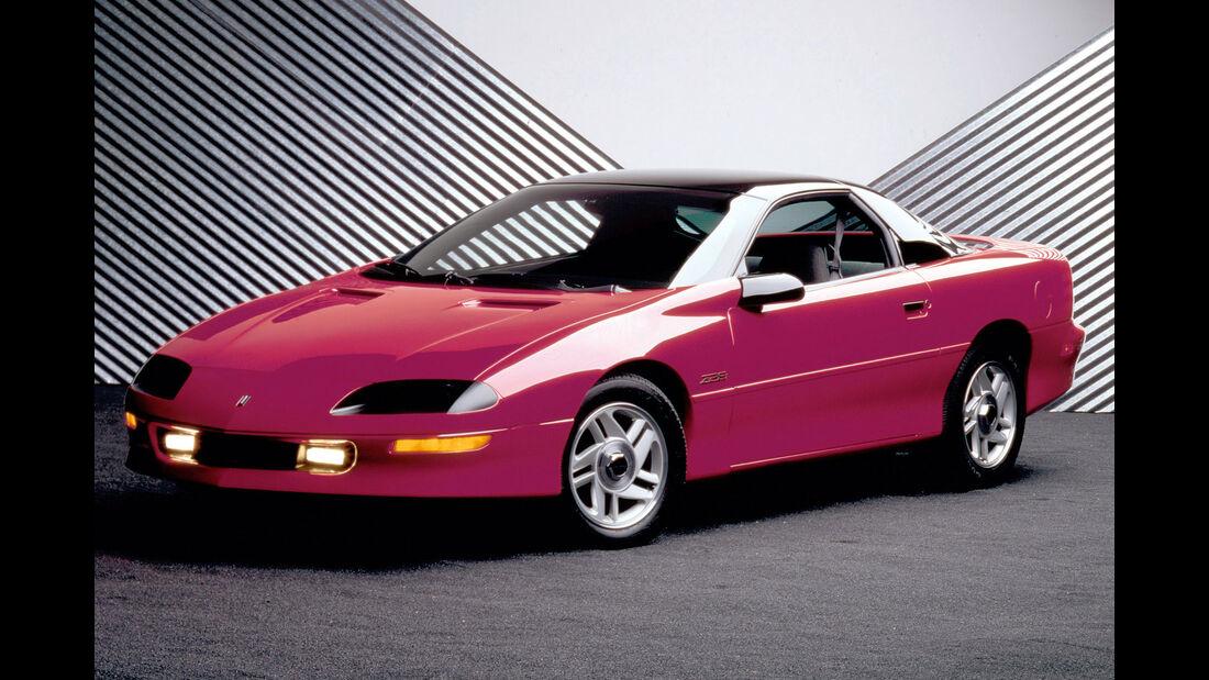 1993 Chevrolet Camaro Z/28 - Muscle Car - Pony Car