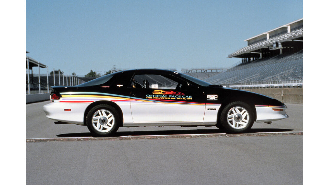 1993 Chevrolet Camaro Z28 Pace Car - Indy 500 - Muscle Car - Pony Car