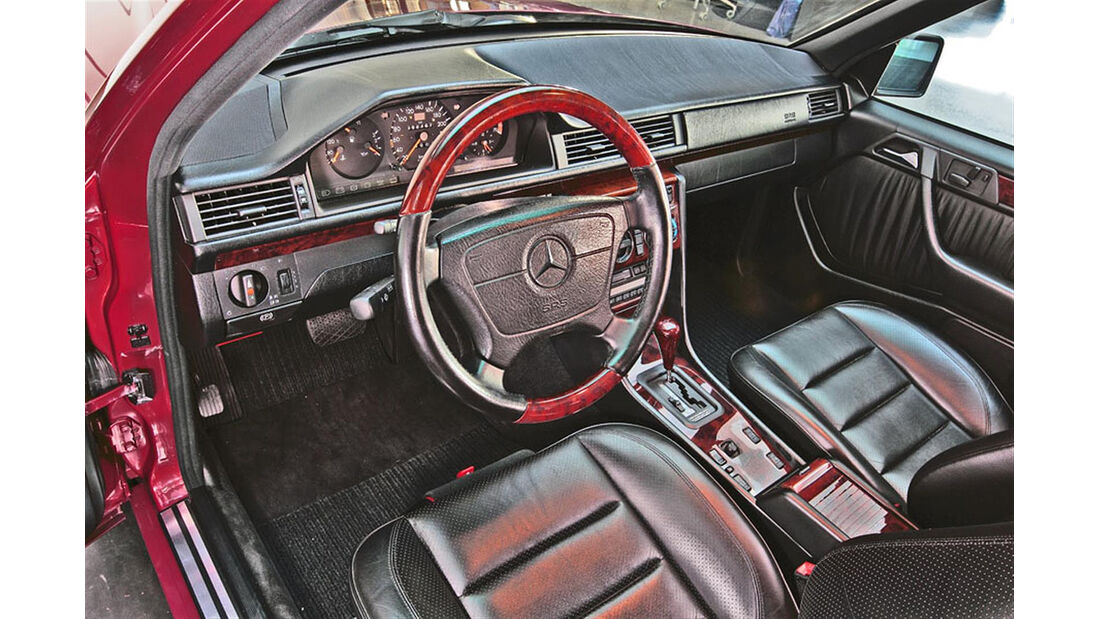 1993 Mercedes-Benz E 500