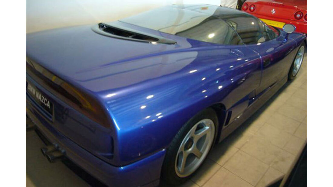 1993er BMW ItalDesign Nazca V12