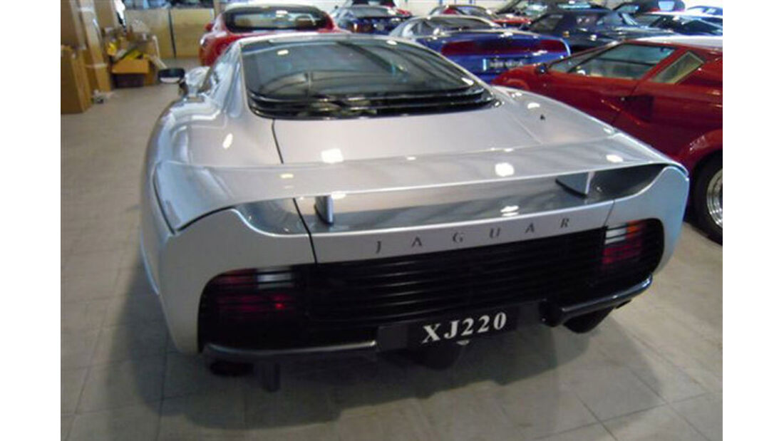 1993er Jaguar XJ 220 Twin Turbo