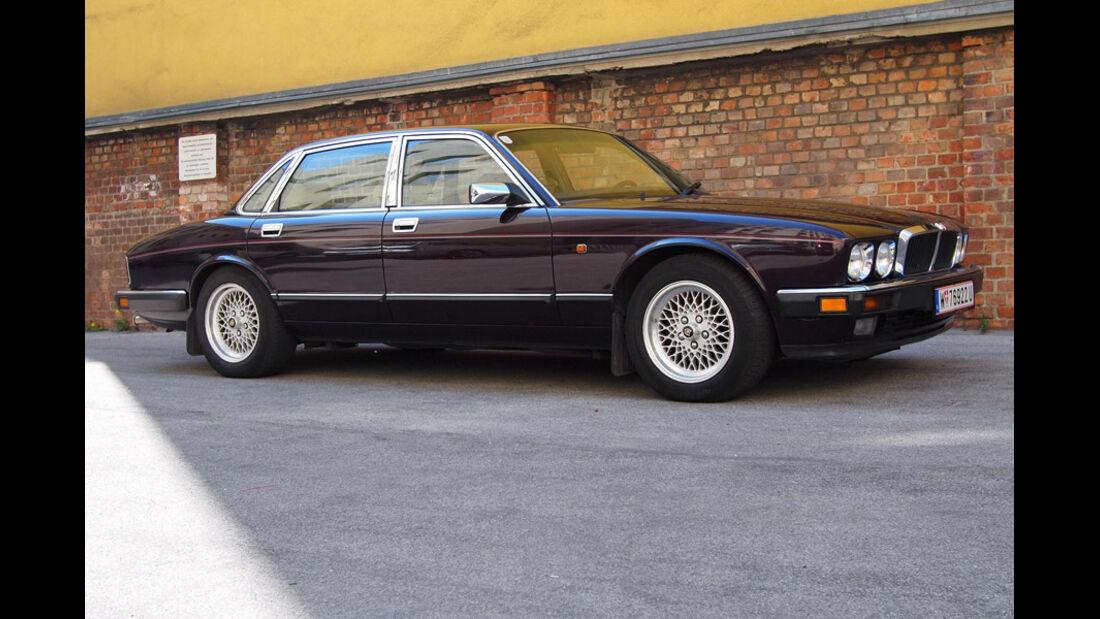 1993er Jaguar XJ12