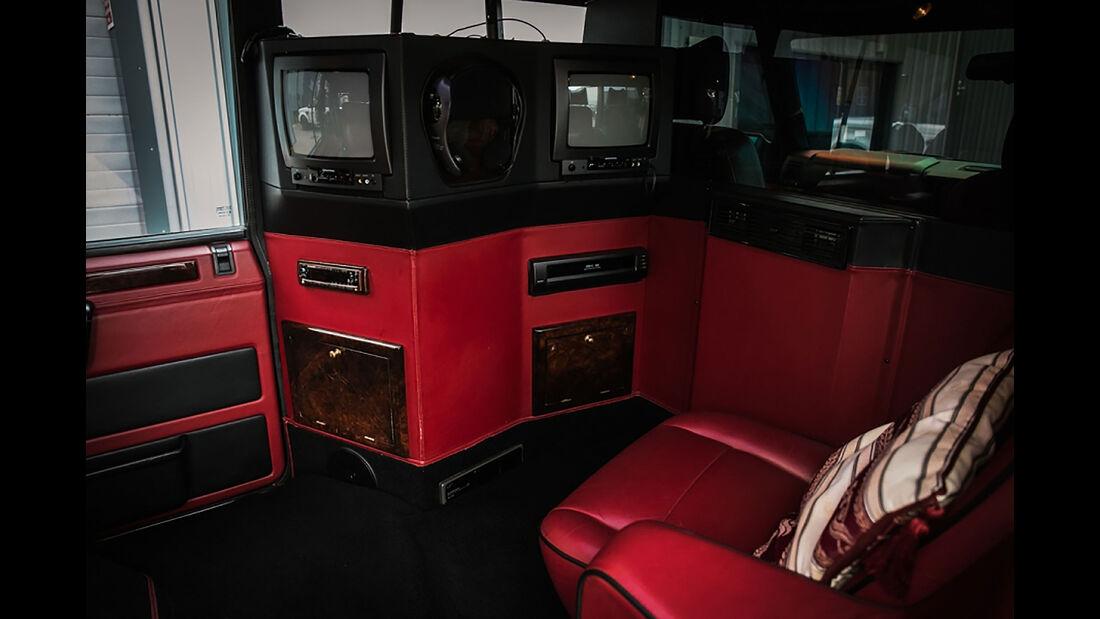 1994 Range Rover LSE Limousine
