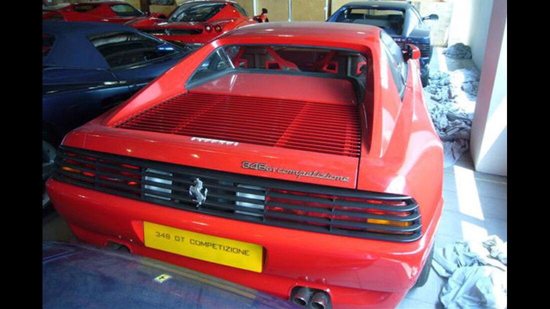 1994er Ferrari 348 GT Compezione