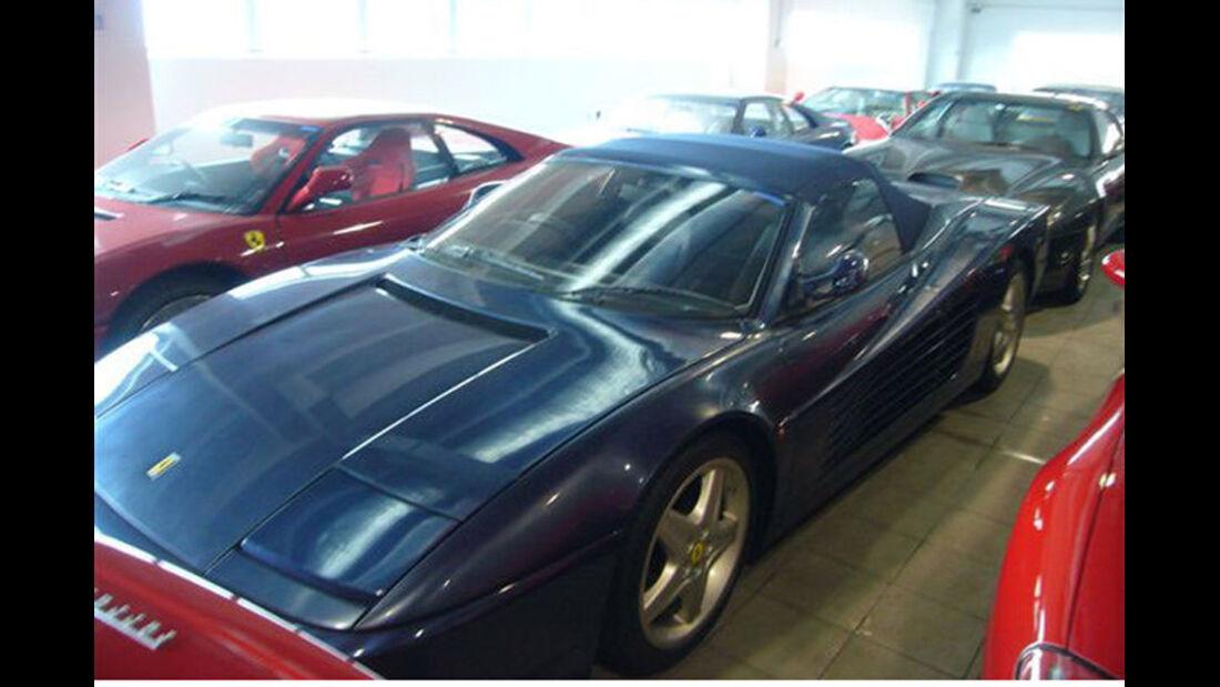 1994er Ferrari 512 Spider