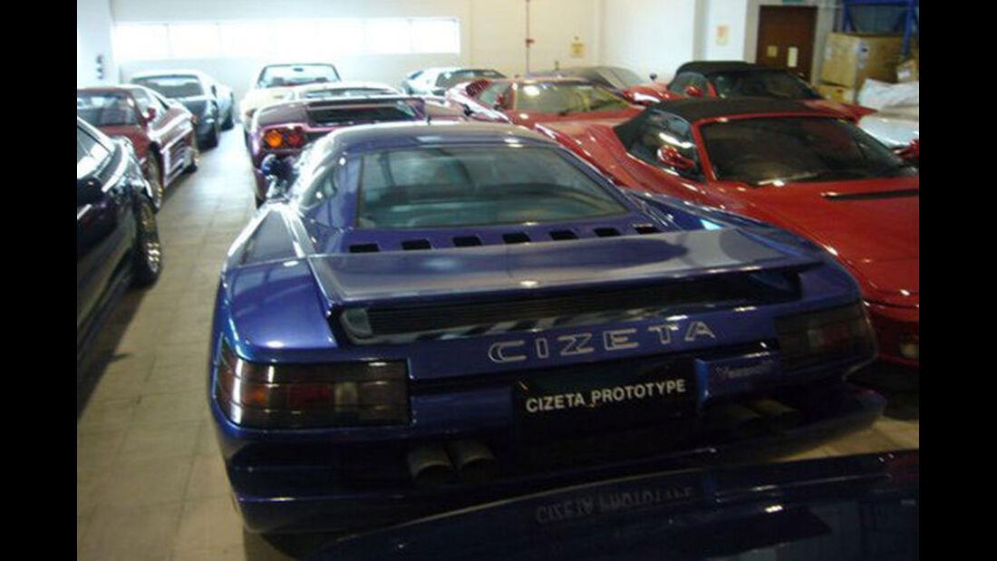 1994er Lamborghini Cizeta V16T