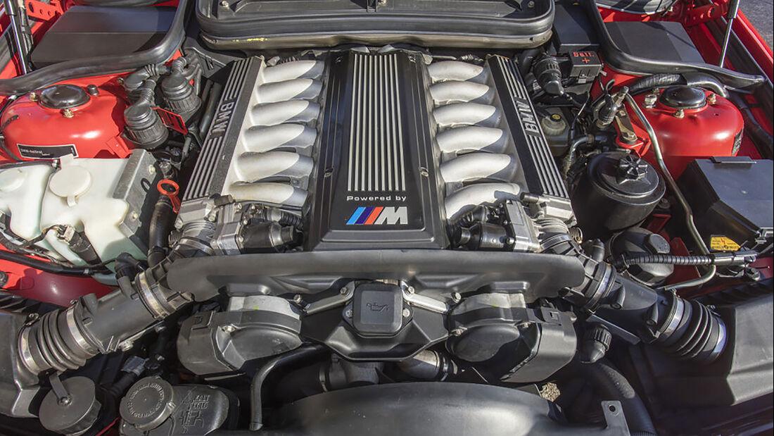 1995 BMW 850 CSi
