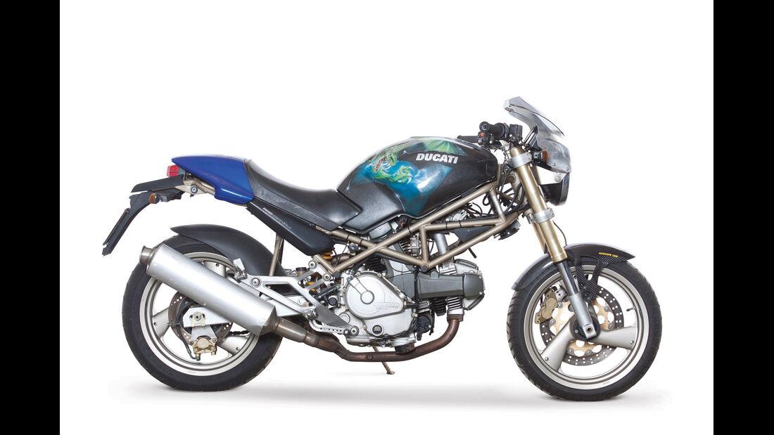 1995 Ducati 600M Monster RM Auctions Monaco 2012