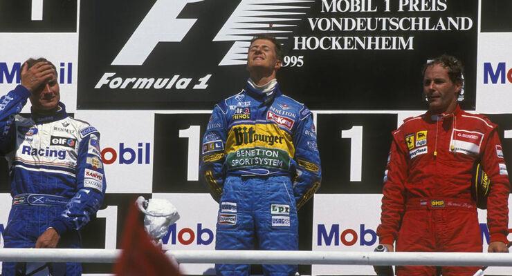 1995 Hockenheim