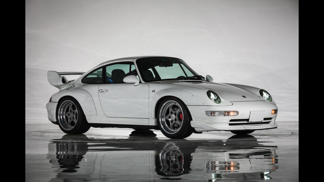 1995 Porsche 911 (993) GT2 - Monterey - Auktion - August 2017