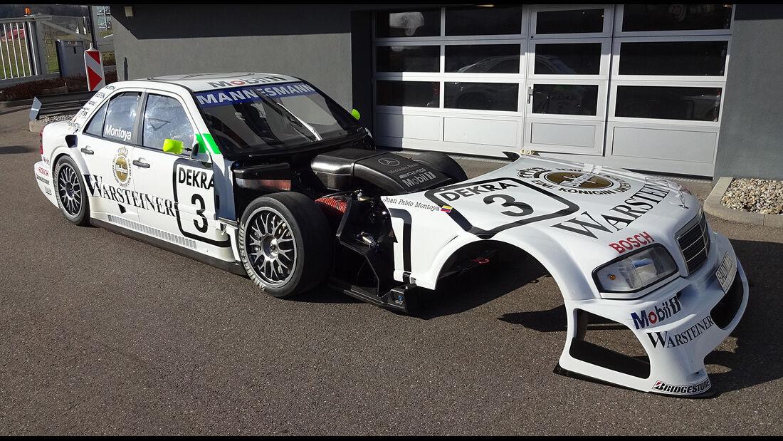 1996 Mercedes-Benz C-Class DTM Competition