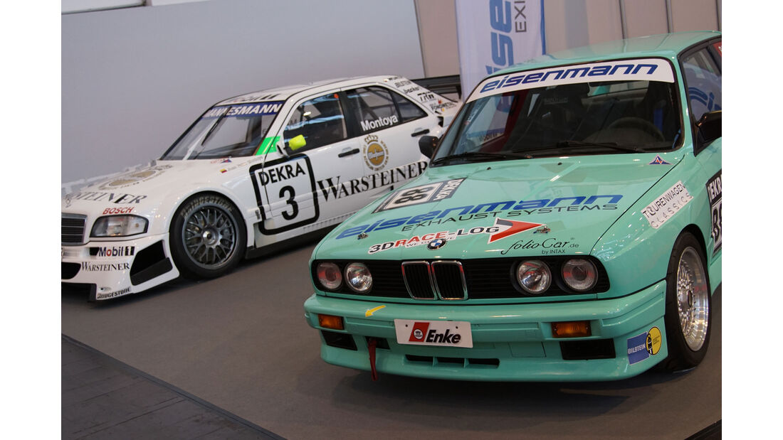1996 Mercedes-Benz C-Klasse DTM - BMW M3 DTM - Essen Motor Show 2016 - Motorsport
