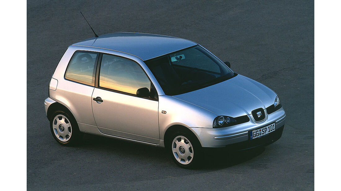 1997-2004 Seat Arosa