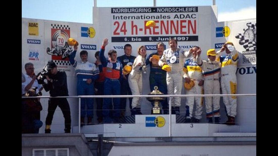 1997 Alle Sieger 24h-Rennen Nürburgring