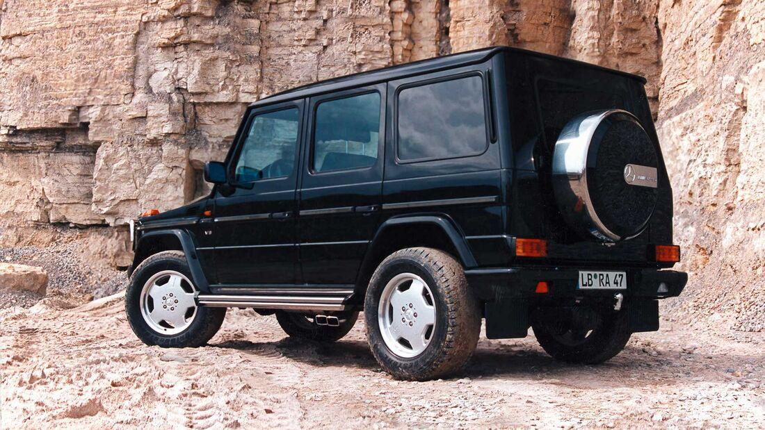 1997 G43 G60 AMG