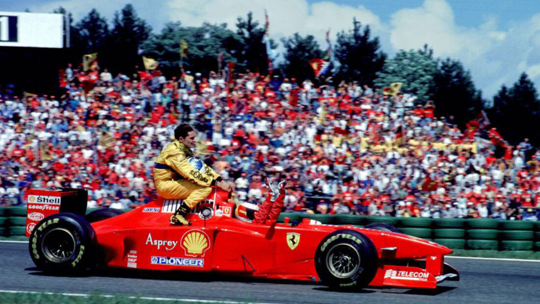 1997 Hockenheim