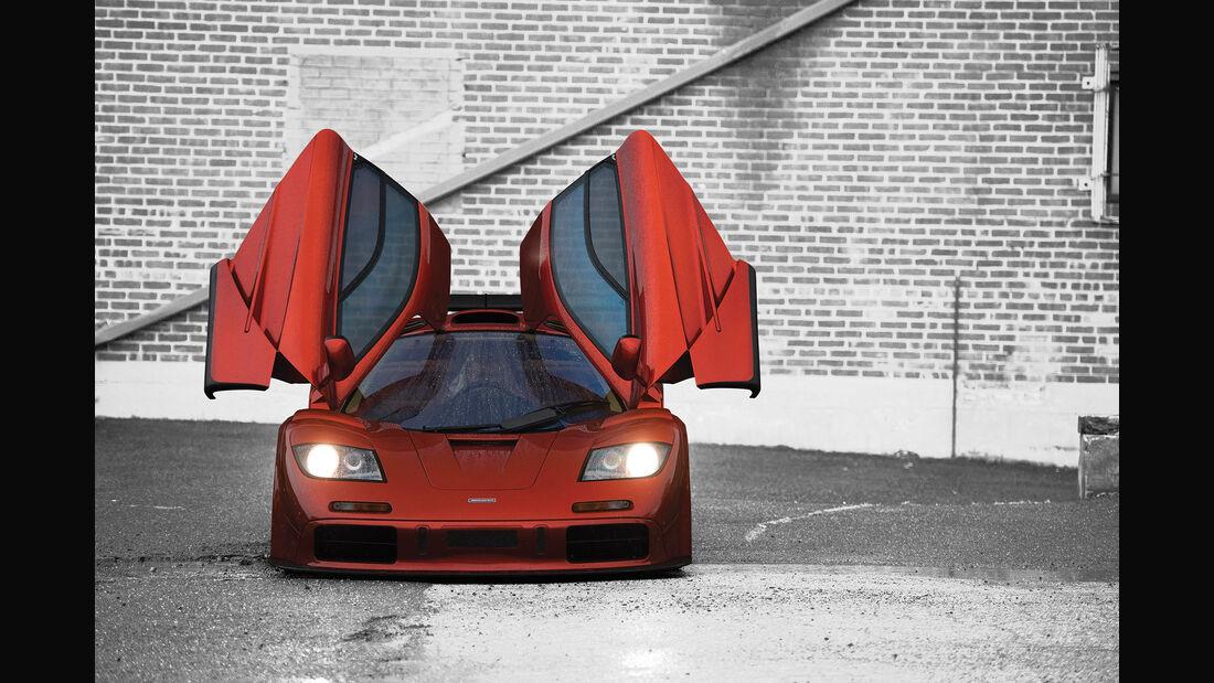 1998 McLaren F1 LM Coupe