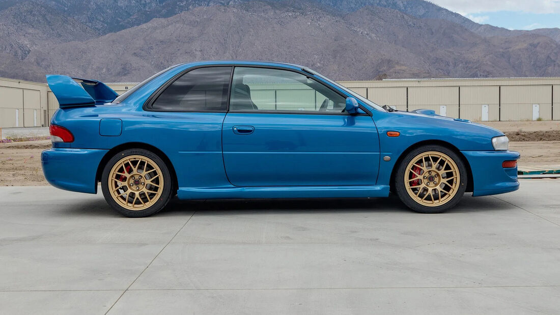 1998er Subaru Impreza 22B Sti