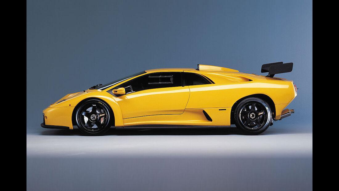 1999-2000 Lamborghini Diablo GTR